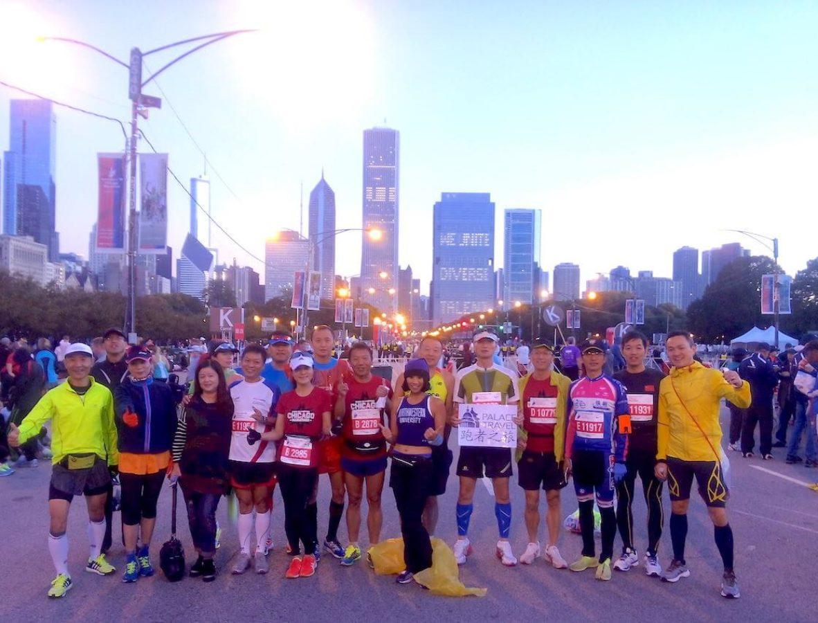 2015年芝加哥马拉松-跑者之旅 (1)
